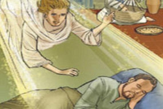 22.12.2013 – 4^ Avvento / A: Giuseppe fece come gli aveva ordinato l'angelo (Mt 1,24)