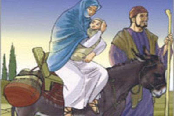 29.12.2013 – Santa Famiglia di Gesù Maria Giuseppe: La parola di Dio abiti tra voi nella sua ricchezza (Col 3,16)