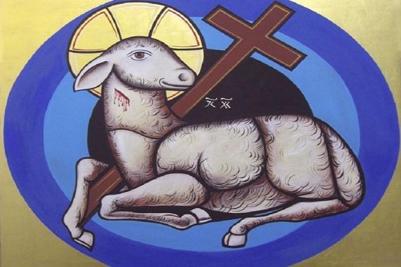 Gesù, agnello di Dio