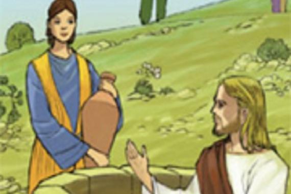 23.03.2014 – 3^ Domenica di Quaresima: Egli ti avrebbe dato acqua viva (Gv 4,10)