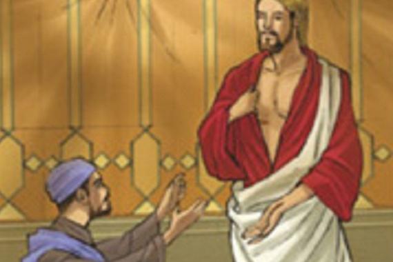 27.04.2014 – 2^ Domenica di Pasqua: Mio Signore e mio Dio (Gv 20,28)