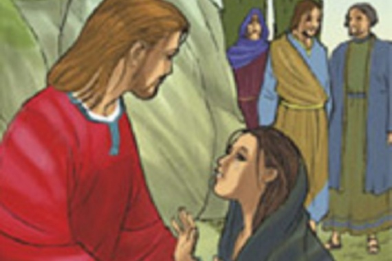 06.04.2014 – 5^ Domenica di Quaresima: Io sono la risurrezione e la vita (Gv 11,25)