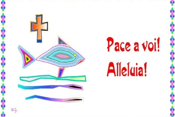 27.04.2014 – 2^ Domenica di Pasqua: Il bene riassunto nel dono di sè!