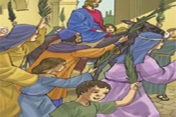 13.04.2014 – 5^ Domenica di Quaresima: Padre si compia la tua volontà (Mt 26,42)