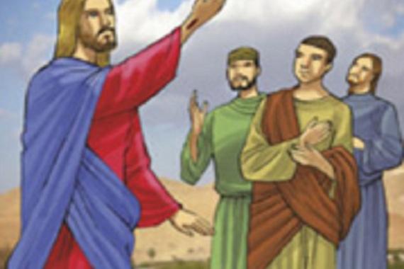25.5.2014 – 6^ Domenica di Pasqua: Chi ama me sarà amato dal Padre mio e anch'io lo amerò e mi manifesterò a lui (Gv 14,21)