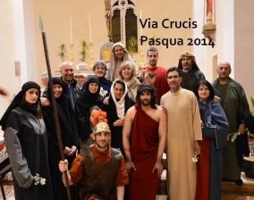 Via Crucis Pasqua 2014