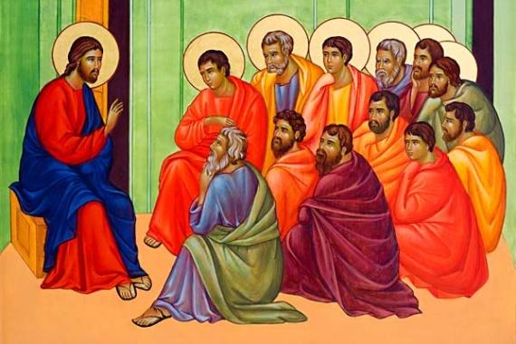 15.06.2014 – SS. Trinità: Vado a prepararvi un posto Gv(14,2)