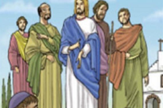 27.07.2014 – 17^ Tempo Ordinario: Il Regno dei cieli è simile ad un tesoro nascosto (Mt 13,44)