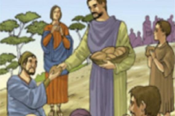 03.08.2014 – 18^ Tempo Ordinario: Voi stessi date loro da mangiare (Mt 14,16)