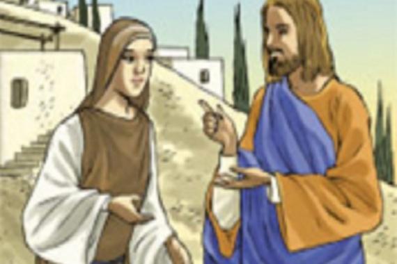 17.08.2014 – 20^ Tempo Ordinario: Donna, grande è la tua fede (Mt 15,28)