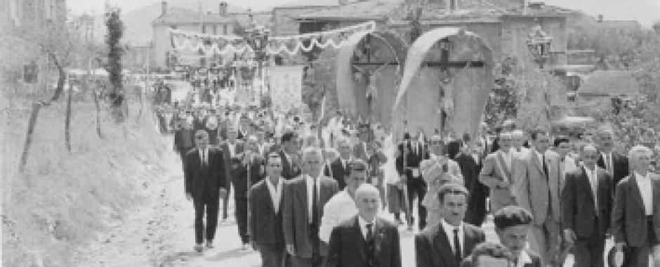 Villantria di Magione, ogni 25 anni una grande processione di Giampietro Chiodini
