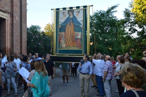 28.09.2014 – 26^ Tempo Ordinario: Festa Madonna del Soccorso – Grazie Mamma