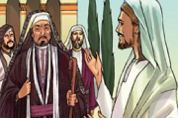 26.10.2014 – 30^ Tempo Ordinario: Maestro qual'è il grande comandamento? (Mt 22,36)