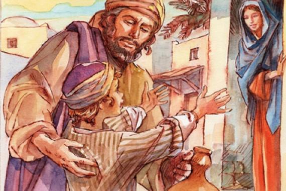 28.12.2014 – Santa Famiglia di Nazareth: Il bambino cresceva pieno di sapienza (Lc 2,40)