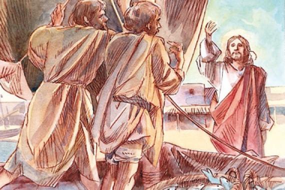 25.01.2015 – 3^ Domenica del Tempo Ordinario: Convertitevi e credete nel Vangelo (Mc 1,15)