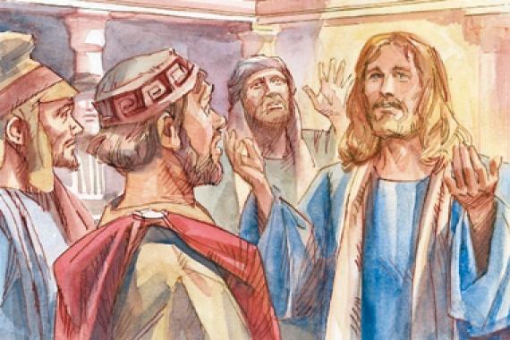 22.03.2015 – 5^ Domenica di Quaresima: Vogliamo vedere Gesù (Gv 12,21)