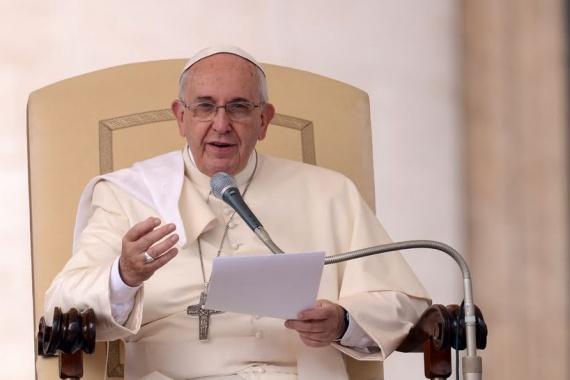 In vista della Visita Pastorale: CHIESA – VESCOVI, PRESBITERI, DIACONI – Papa Francesco dall'Udienza del  12.11.2014