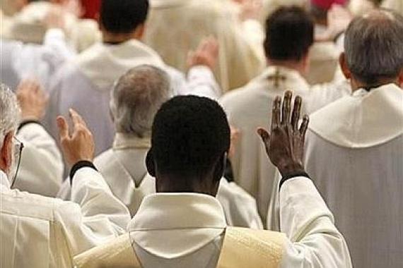 26.04.2015 – 4^ Domenica di Pasqua: L'amore vince la morte, gioia immensa per il sacerdozio