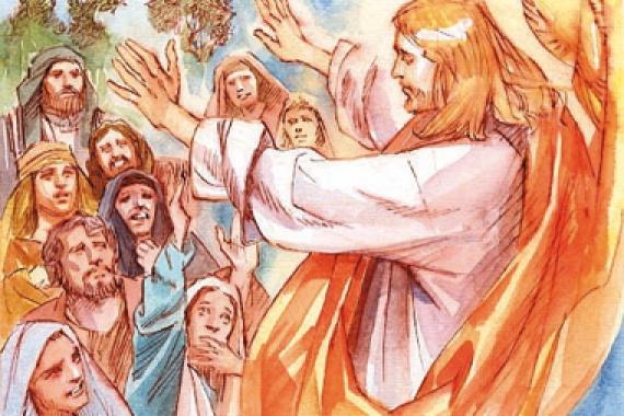 17.05.2015 – Ascensione del Signore: Gesù si serve di noi: andate!