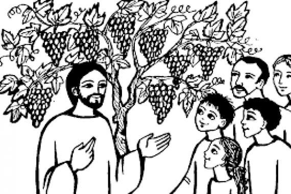 03.05.2015 – 5^ Domenica di Pasqua: Rimanere per fare frutto!