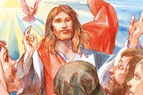 31.05.2015 – SS Trinità: Ecco, io sono con voi tutti i giorni (Mt 28,20)