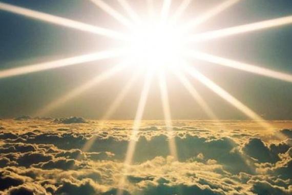 Gesù mi ha donato raggi di luce di misericordia