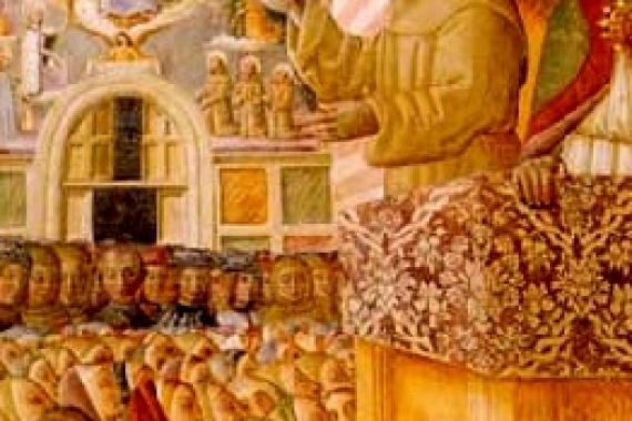 26.07.2015 – 17^ Tempo Ordinario: Breve storia e senso del perdono di Assisi