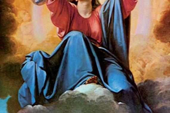 15.08.2015 – Assunzione di Maria: La donna vestita di sole