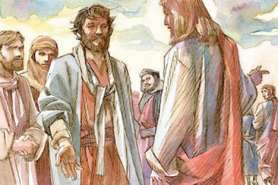 23.08.2015 – 21^ Tempo Ordinario: Signore, tu hai parole di vita eterna (Gv 6,68)