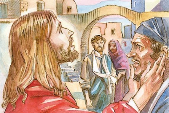 06.09.2015 – 23^ Tempo Ordinario: Gesù lo prese in disparte (Mc 7,33)
