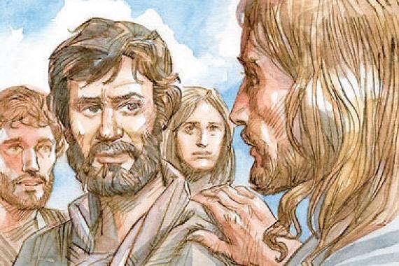 13.09.2015 – 24^ Tempo Ordinario: Pietro gli rispose: Tu sei il Cristo    (Mc 8,29)