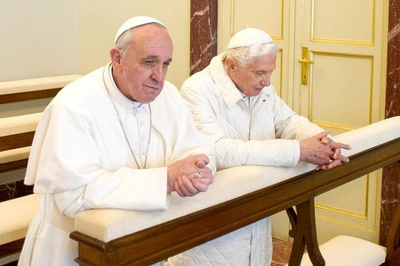 Purezza o epidemia del cuore? Papa Francesco e Benedetto XVI: commenti al vangelo