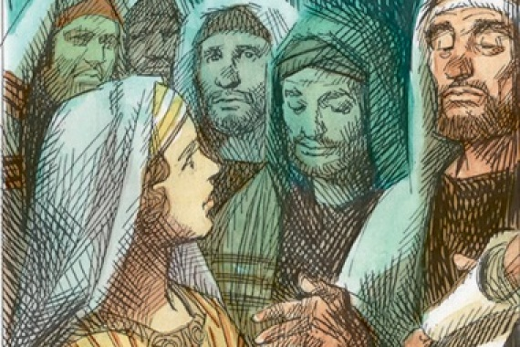 27.12.2015 – Santa Famiglia di Nazareth: Gesù cresceva in sapienza, età e grazia (Lc 2,52)