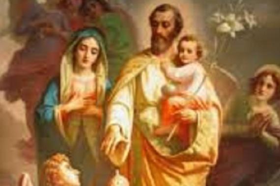 27.12.2015 – Santa Famiglia di Nazareth: Ogni figlio è un dono e un tesoro!