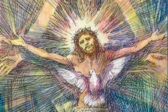 22.05.2016 – S.S Trinità: Lo Spirito Santo prenderà del mio e ve lo annuncerà (Gv 16,15)
