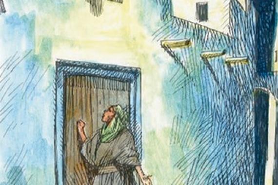 24.07.2016 – 17^ Tempo Ordinario: Quando pregate dite: Padre (Lc 11,2)