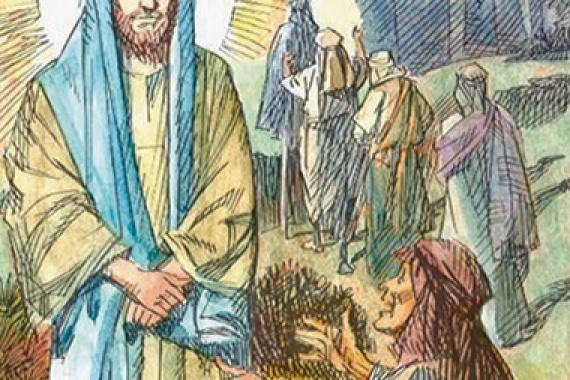 09.10.2016 – 28^ Tempo Ordinario: Uno tornò indietro lodando Dio (Lc 17,15)