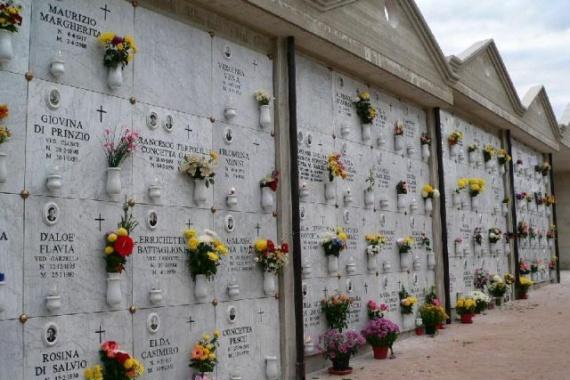 Il funerale, le esequie e il cimitero