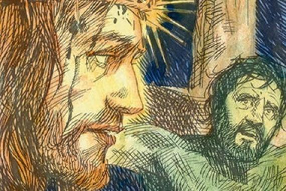 20.11.2016 – 34^ Tempo Ordinario Cristo Re: Gesù, ricordati di me…  (Lc 23,42)