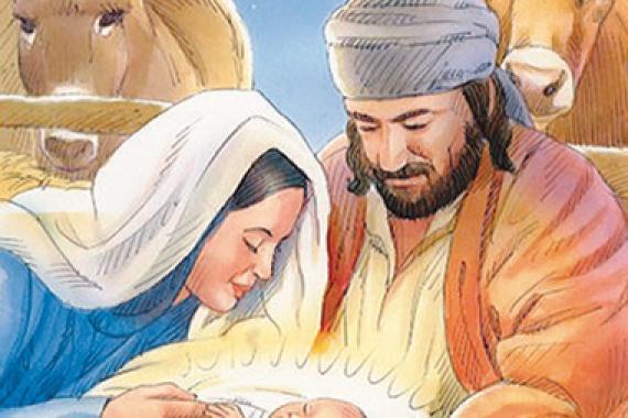 25.12.2016 – Natale del Signore: Il Natale visto da Dio