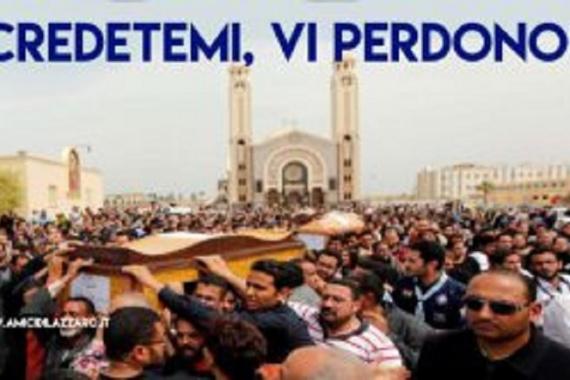 21.05.2017 – 6^ Domenica di Pasqua: CREDETEMI, VI PERDONO!