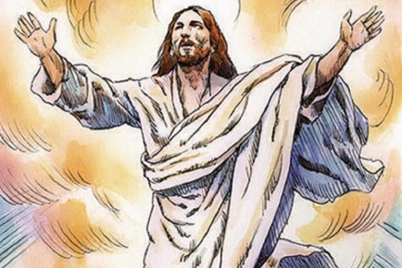 28.05.2017 – Ascensione del Signore: Io sono con voi tutti i giorni (Mt 28,20)