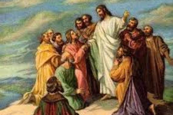 28.05.2017 – Ascensione del Signore: I VERBI DELL'ANNUNCIO (Mt 28,16-20)