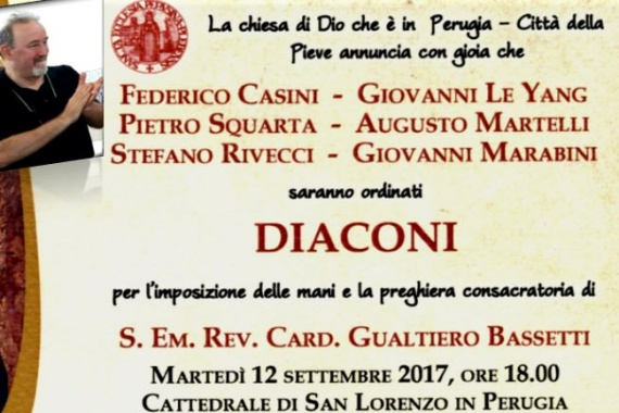 Cenni storici sul Diaconato