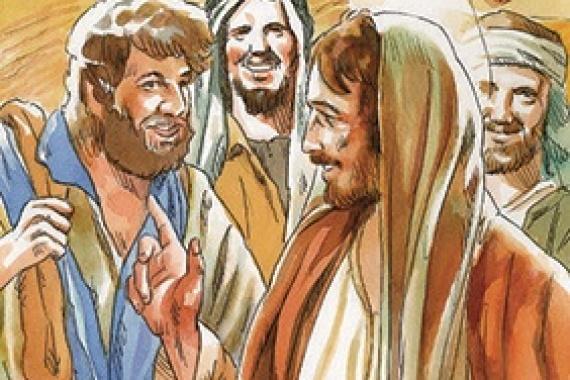 28.01.2018 – 4^ del Tempo Ordinario: Insegnava loro come uno che ha autorità  (Mc 1,22)
