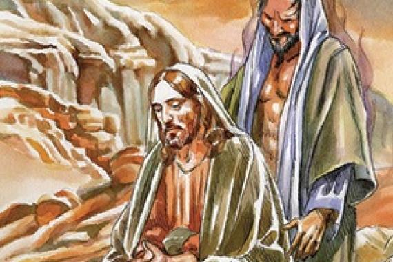 18.02.2018 – 1^ Quaresima: Lo Spirito sospinse Gesù nel deserto  (Mc 1,12)