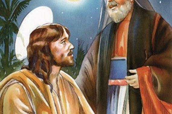 11.03.2018 – 4^ Quaresima: Dio ha mandato il Figlio perché  il mondo sia salvato per  mezzo di lui (Gv 3,17)