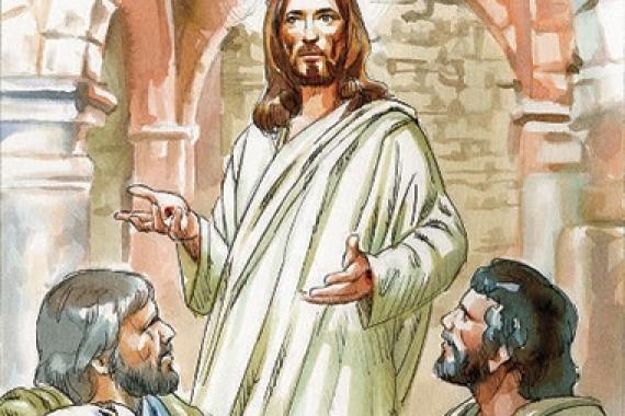 15.04.2018 – 3^ di Pasqua: Gesù in persona stette in mezzo a loro (Lc 24,36)