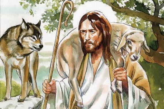 22.04.2018 – 4^ di Pasqua: Io sono il buon pastore (Gv 10,14)