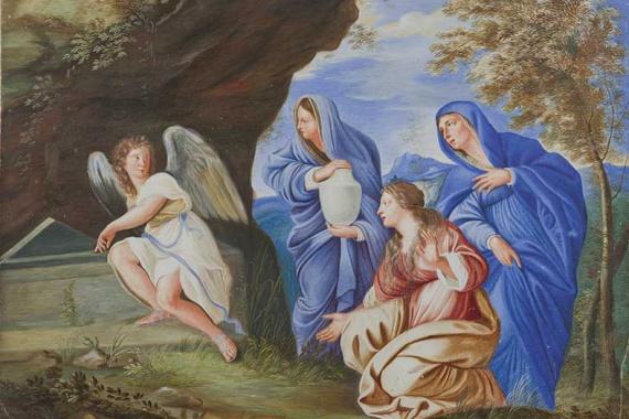 02.04.2018 – Pasqua 2018 – Lunedì di Pasqua: Paura o gioia per il Gesù Risorto?